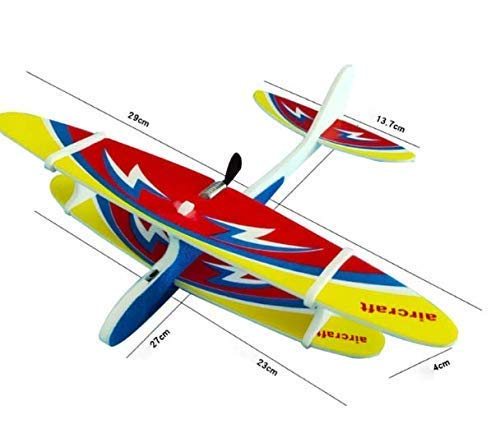 Chrgable Motor Flying Glider Plane Foam Airplane Model Toys