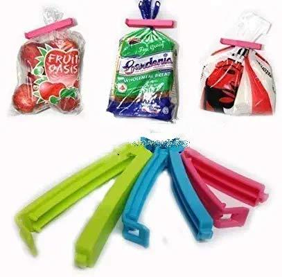 Vaccum Sealer Plastic Bag Clips 36 Pieces set of 2